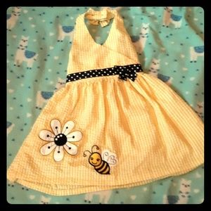 Bee/Flower Dress